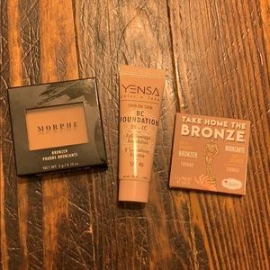 Bronzer/Bc foundation bundle